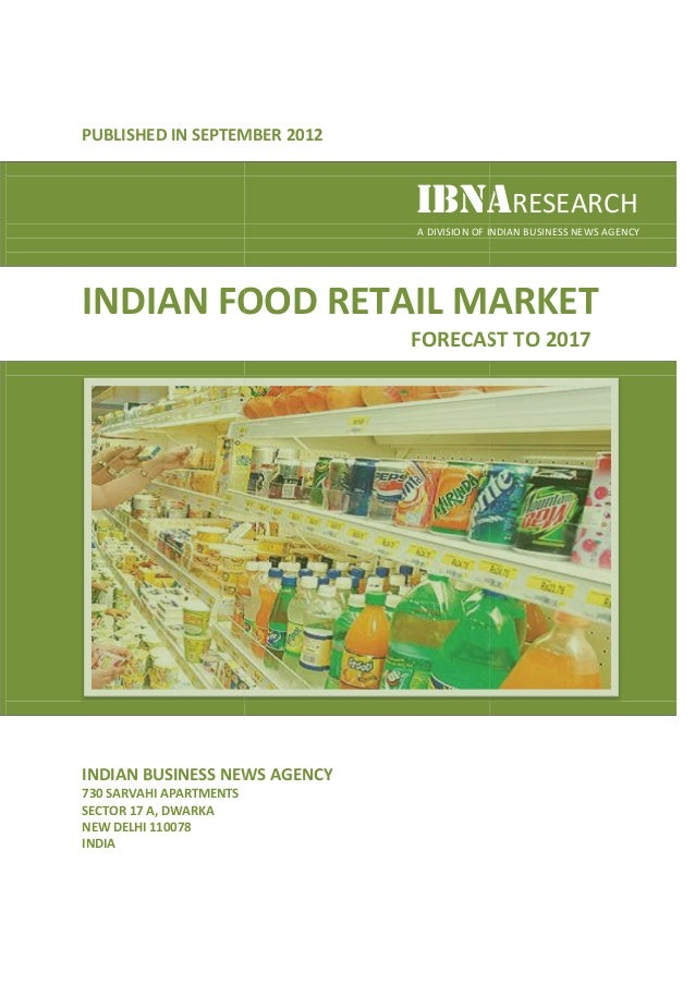 research indian retail industry Essential read for marketers rai is happy to once again support this important  research that done in association with octane as it adds value to retail industry.