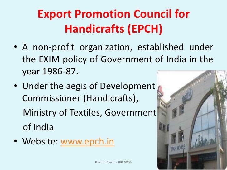 Indian Handicraft Ppt