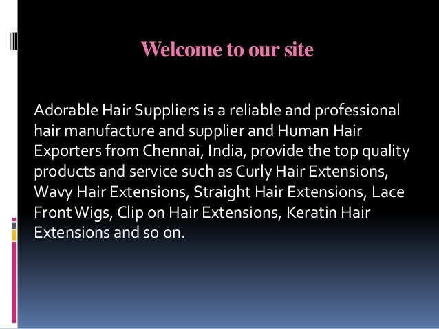>Indian Human Hair Export | Cheap extensions | Lace wigs, Weave, Curly Slide 2