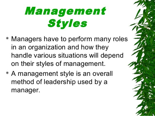 10 Leadership styles with examples