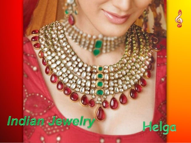 The Indian bridal jewelry adds special effects to the bride's look and brings out that gorgeous look in her. There is a ne...