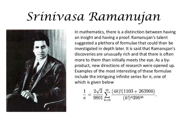 Sample Persuasive Essay Outline Essay On Great Mathematician Srinivasa Ramanujan Father Son Relationship Essay also Observation Essay Example Essay On Great Mathematician Srinivasa Ramanujan  Where To Buy  Example Of A Good Thesis Statement For An Essay
