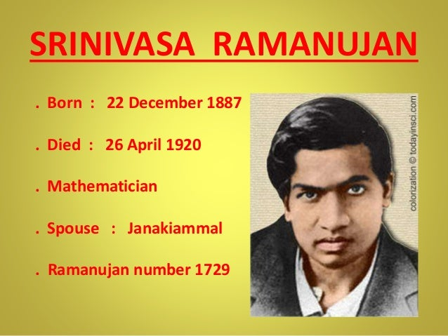 mathematicians of india As well as giving us the concept of zero, indian mathematicians made seminal  contributions to the study of trigonometry, algebra, arithmetic and.
