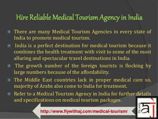 thesis on medical tourism in india Medical tourism to the philippines: hospitals, clinics, prices, information on the health system in the philippines, and more.