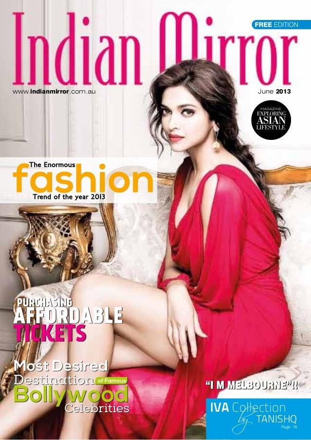 IVA Collection TANISHQ Page : 16 by www.indianmirror.com.au June 2013