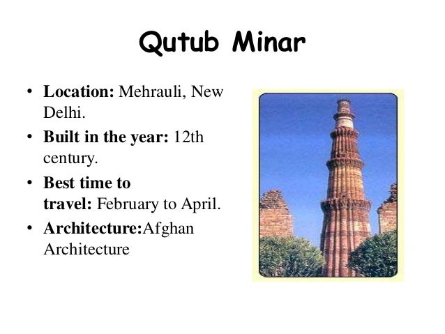 Indian Monuments - Incredible monuments ever built