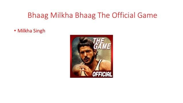 Bhaag Milkha Bhaag The Official Game • Milkha Singh