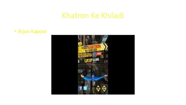 Khatron Ke Khiladi • Arjun Kapoor