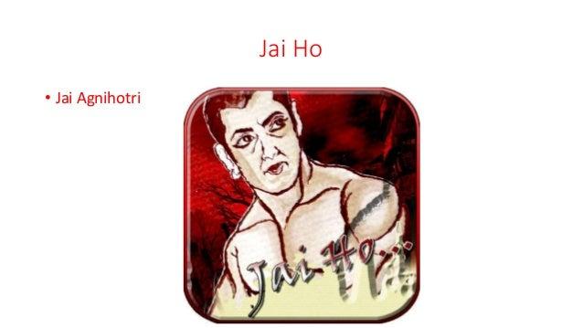 Jai Ho • Jai Agnihotri