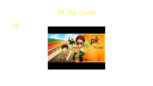 PK The Game • PK