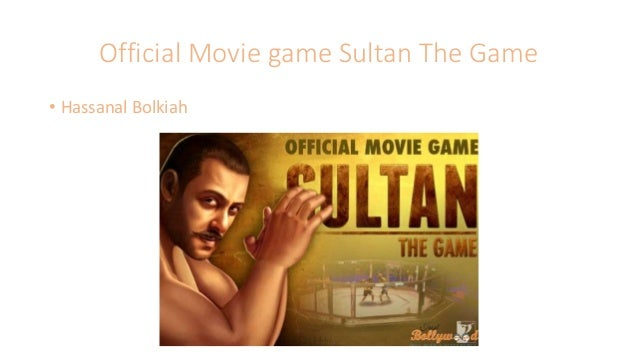 Official Movie game Sultan The Game • Hassanal Bolkiah