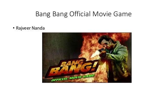 Bang Bang Official Movie Game • Rajveer Nanda