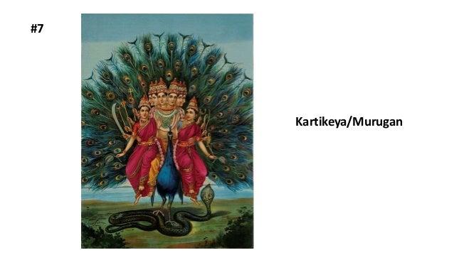#7 Kartikeya/Murugan