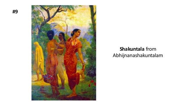 #9 Shakuntala from Abhijnanashakuntalam