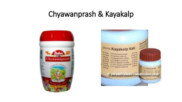 Chyawanprash & Kayakalp