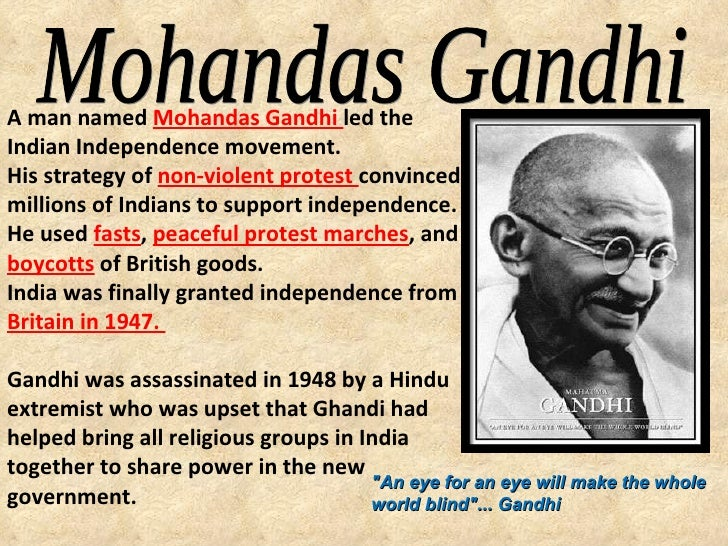 Image result for mohandas gandhi