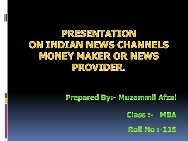 Increase in news channels 140 120 100 80 60 40 20 0  122  67 23 2003  39  2005  2008  2010