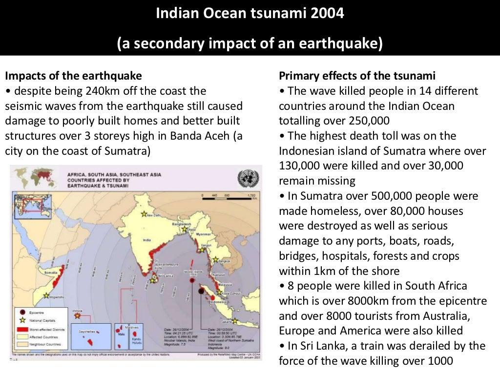 Case Study: Indian Ocean Tsunami | Kenyon International ...