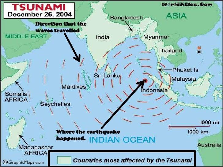 The most destructive Tsunamis | Sumatra, Indonesia 2004