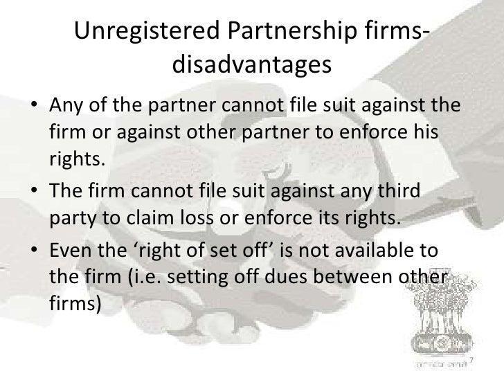 process of partnership firm