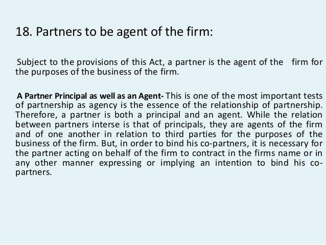 Indian partnership act 1932 Slide 2