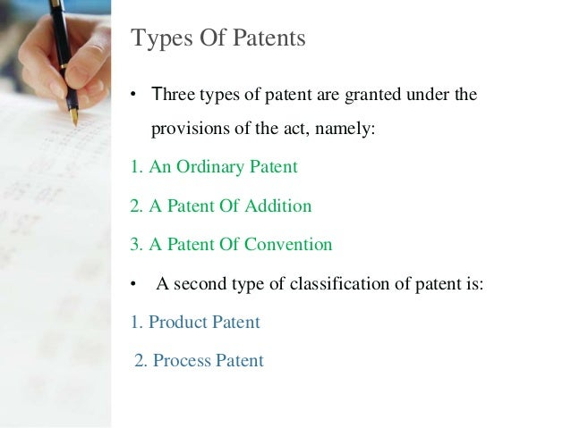 Patent In Public Interest And Also On Security Considerations 9