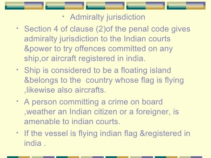 crime and indian penal code 1860 34 of the indian penal code, encapsulates the principle of constructive or joint  liability in commission of a criminal act by virtue of the fact that all offenders.