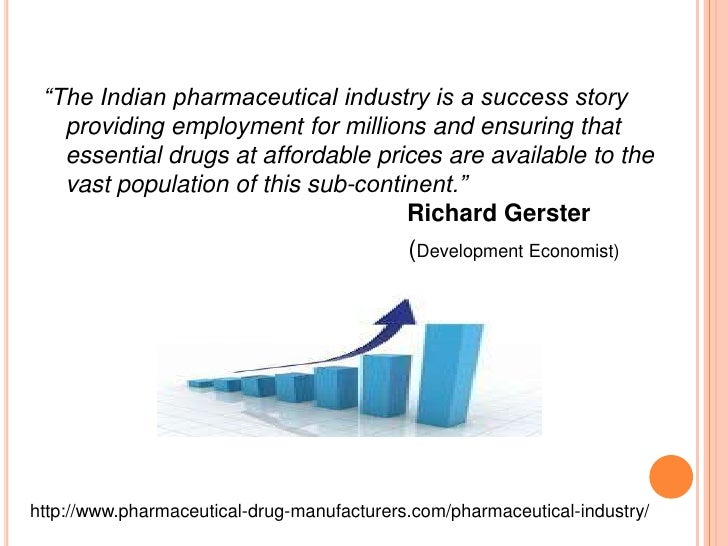 the indian pharmaceutical industry Matters described in fda warning letters may have been subject to subsequent interaction between fda and the recipient  beijing taiyang pharmaceutical industry co.