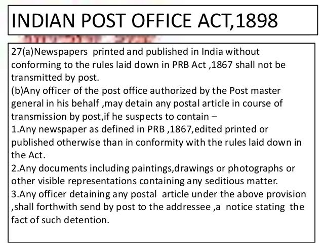 postal rule The postal acceptance rule was first established in the case of the court of adams v lindsell ([1818] 1 b &ald, 681) when the court had to decide the moment of contract formation by post.
