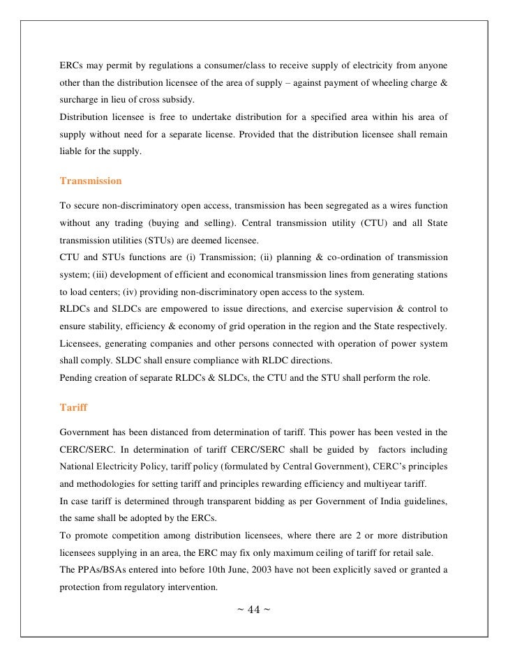 report on power sector Quants report -power sector - free download as word doc (doc / docx), pdf file (pdf), text file (txt) or read online for free.