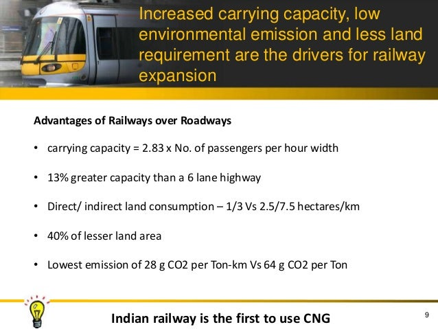 Indian railways - Carrying the burden of India