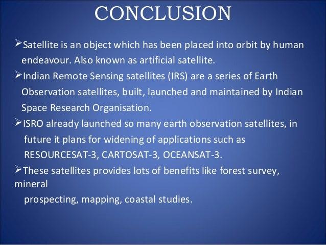 Indian Remote Sensing satellite: Wikis