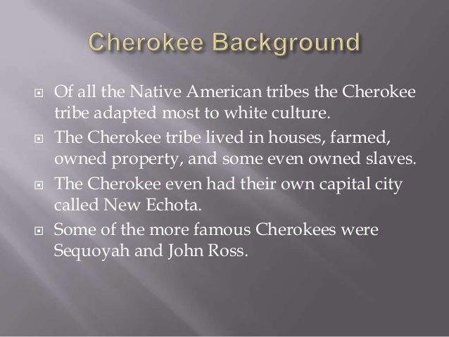 Indian Removal Power Point