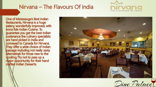 nirvana restaurant mississauga coupons