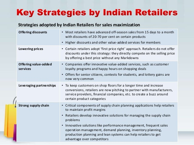 indian retail industry and retail supply An overview of unorganized retail sector in india raghavendra rh phd research scholar, department of commerce, school of management, pondicherry university.