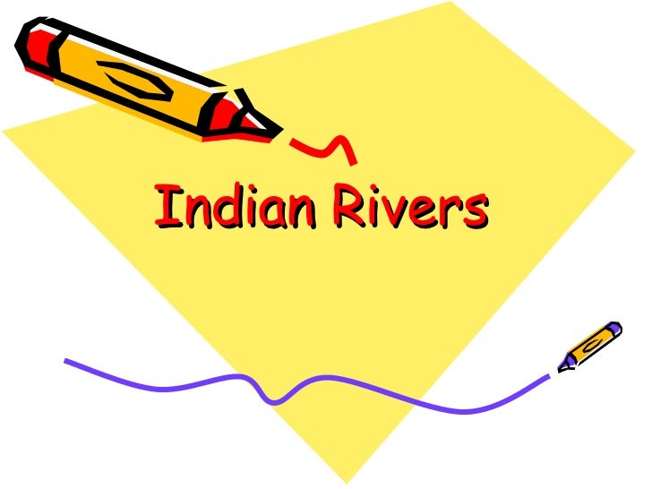 Indian Rivers