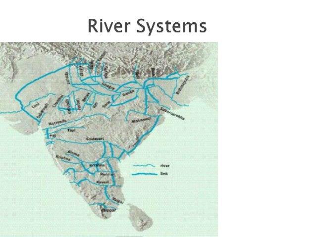 Indian River System - 2 major rivers