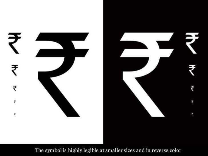The Symbol Denotes Letter R