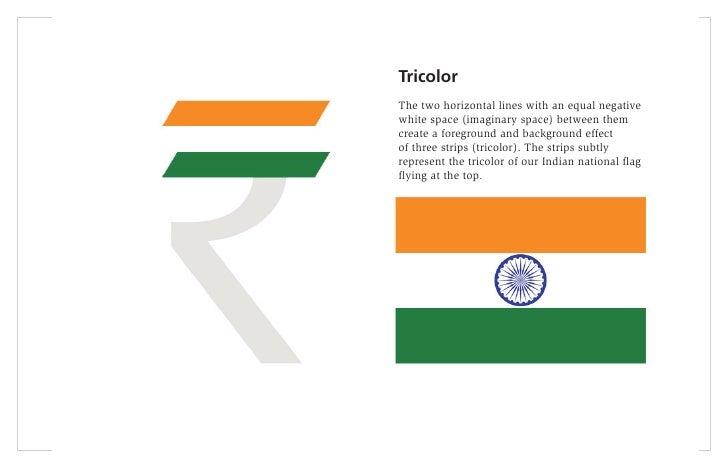Indian Rupee Symbol Design Elements