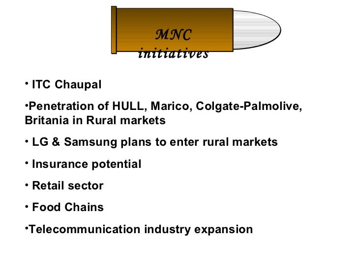 Urban and rural penetration of insurance sector in india