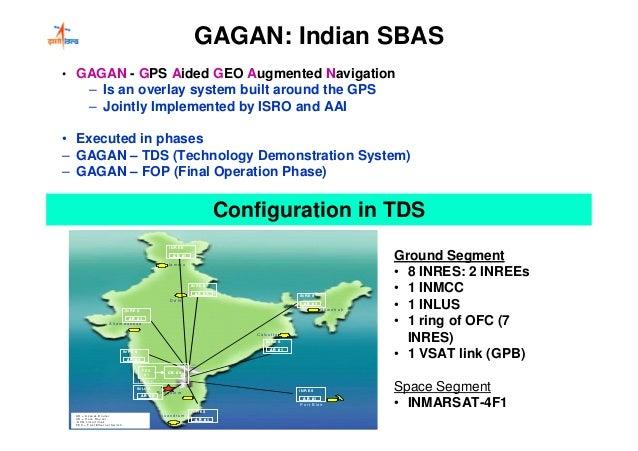 Indian Satellite Based Navigation System Description And