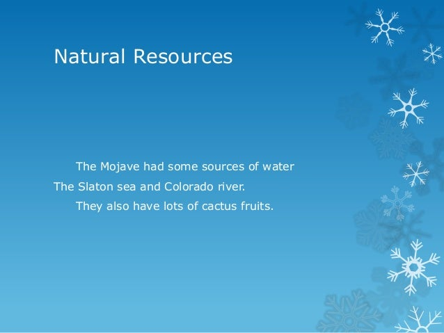 Natural Resources Video Th Grade