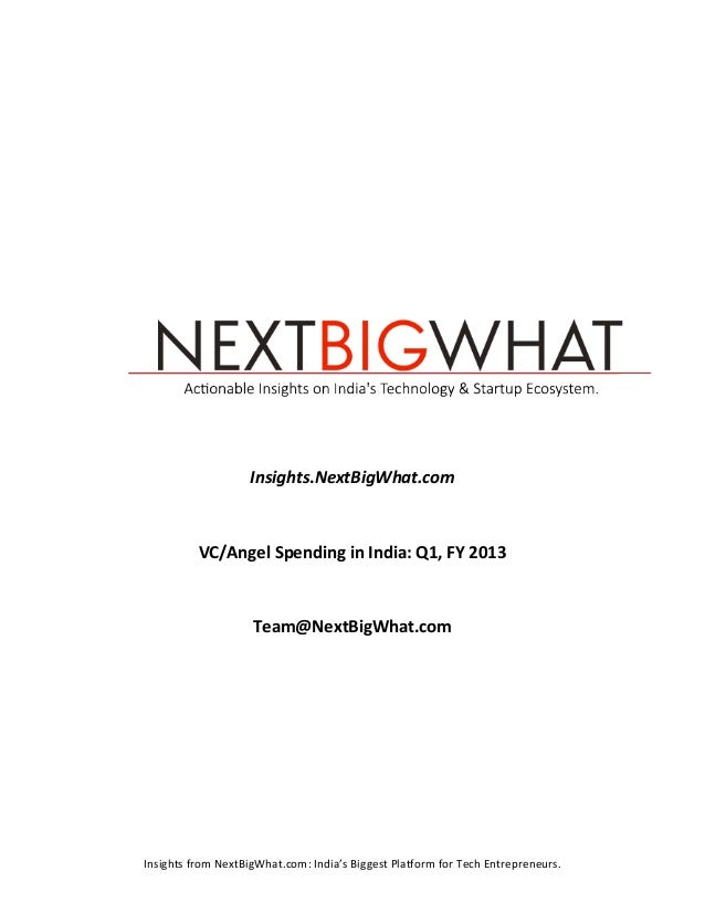 Insights	  from	  NextBigWhat.com:	  India's	  Biggest	  Platform	  for	  Tech	  Entrepreneurs.	  	  	  	  	  	  	  	  Ins...