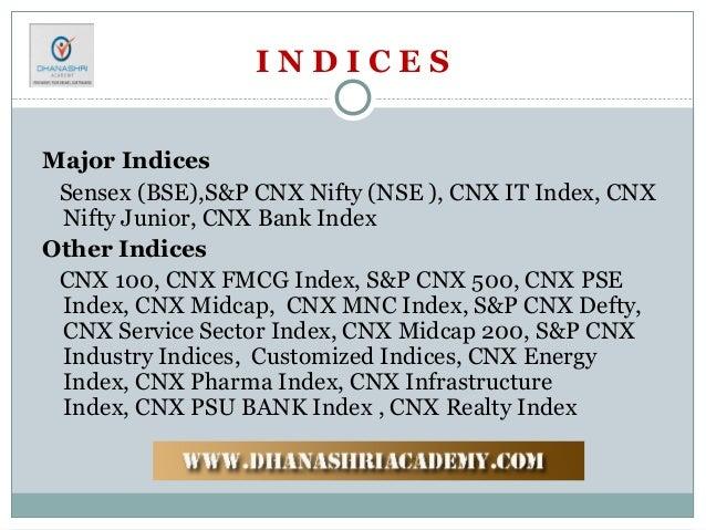 indian share market tutorial pdf