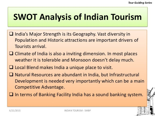 tourism marketing in india