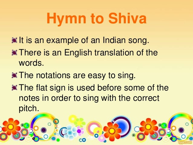Indian vocal music