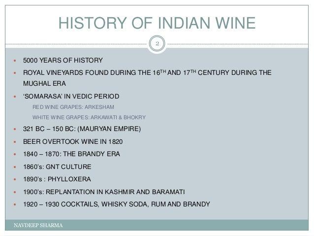 Indian wine Slide 2