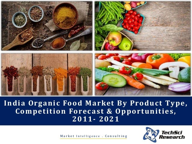 organic food market in india pdf