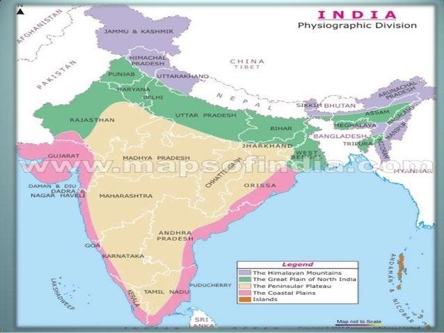 north indian river plain