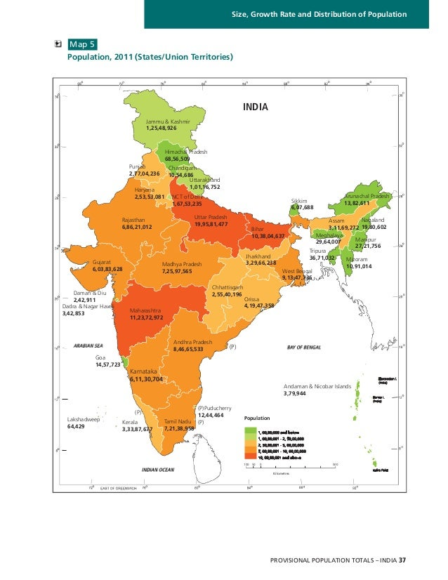 India populationgrowth 2001-2011 Slide 3